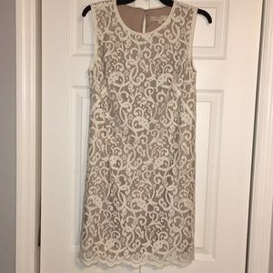 Ann Taylor Loft Lace Dress